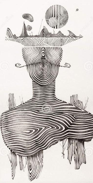 illustration Dessin