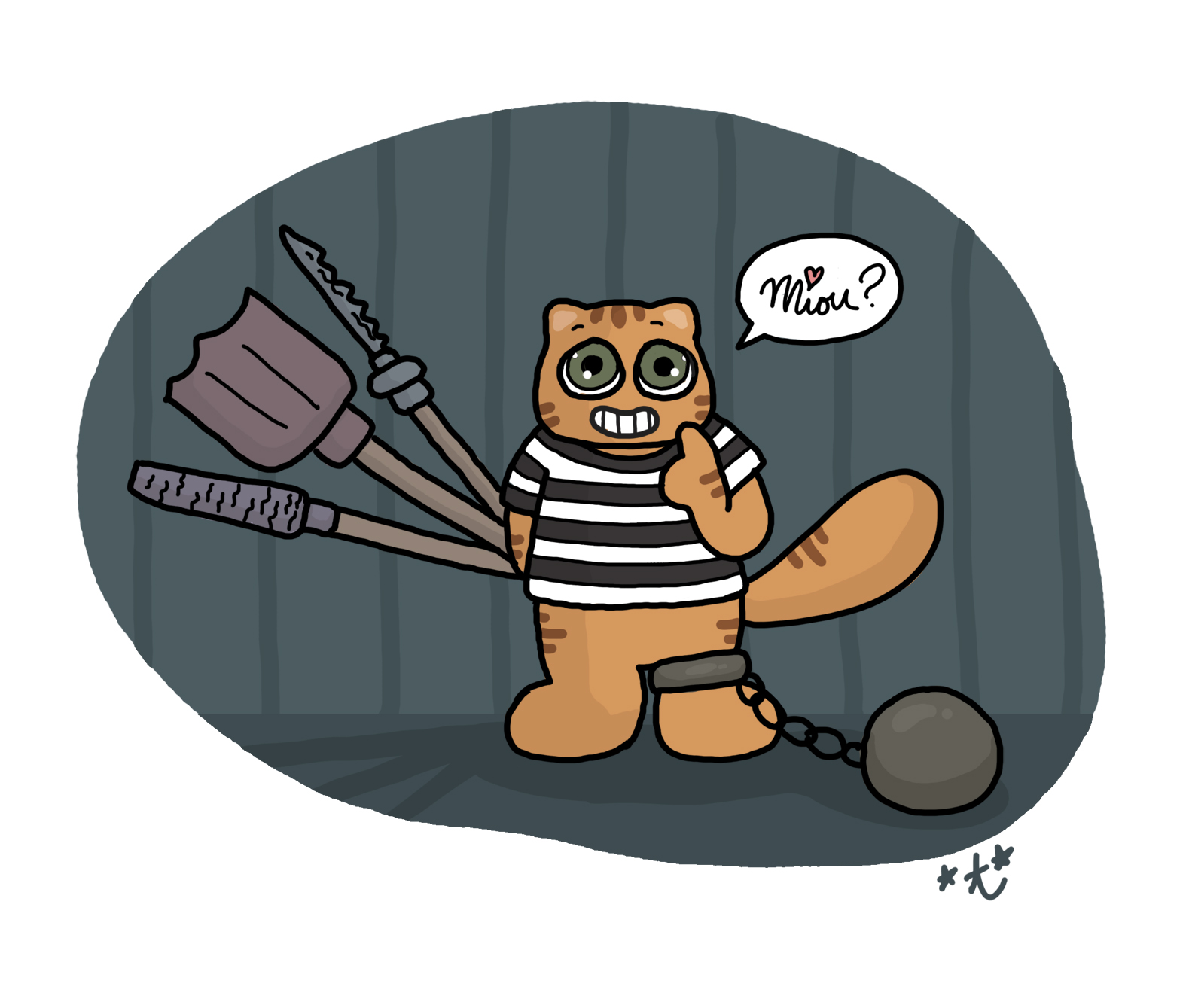 chat prison